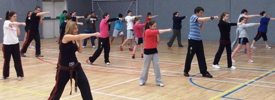 Kickboxing classes Knocklyon