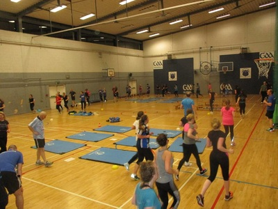 Circuit training classes, Knocklyon