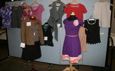 Items produced in alterations course