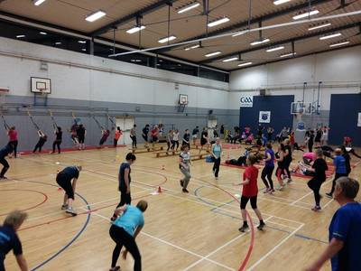 Dave's circuit classes, Knocklyon
