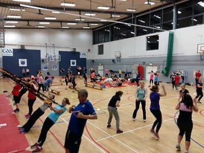 Exercise classes, Dublin