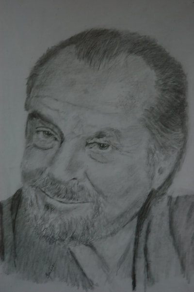 Sketches of famous people