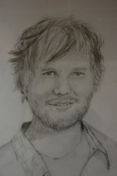 Ed Sheeran sketch