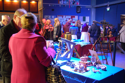 Adult Education exhibition evening, Knocklyon