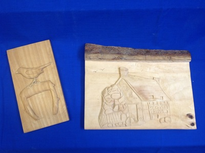 Learn woodcarving at St Colmcille's Community School, Knocklyon